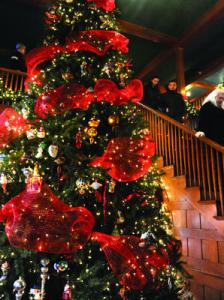 christmas conrad mansion